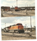 BNSF 5882 leads a mty coal train 